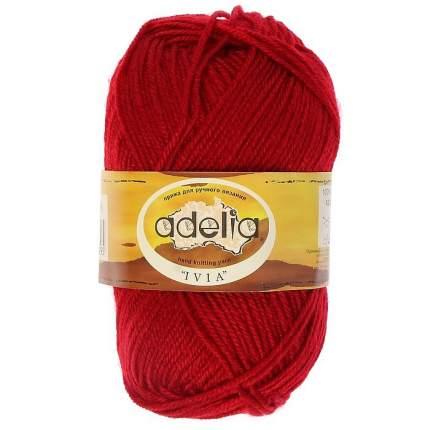 """Вязание Пряжа ADELIA """"IVIA"""" 4 шт, в упак, цвет рубин IVIA-138, 150 м от Adelia"""