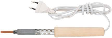 Паяльник 220 В, деревянная ручка 65 Вт. 60506