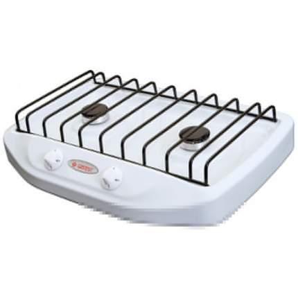 Настольная газовая плитка GEFEST ПГ 700-03 White