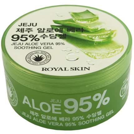 Гель универсальный ROYAL SKIN с 95% содержанием Aloe, 300 мл