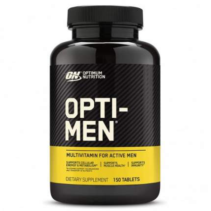 Витаминно-минеральный комплекс Optimum Nutrition Opti-Men 150 таблеток