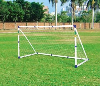 Футбольные ворота Proxima,пластик (244*130*96)