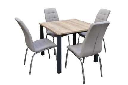 Набор мебели Лори бежевый арт.K-170/W-120/1 бежевый, бежевый