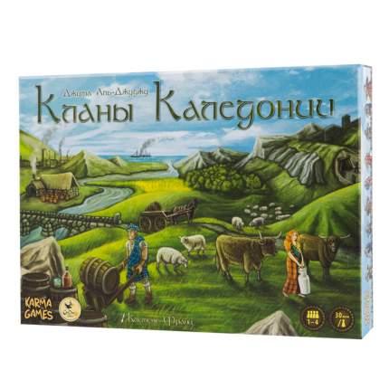 Настольная игра Crowd Games Кланы Каледонии