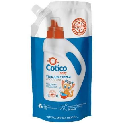 Гель для стирки Cotico для детского белья 1 л