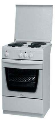 Электрическая плита DeLuxe 5003.17 White