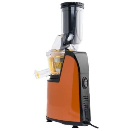 Соковыжималка шнековая Kitfort KT-1102-1 orange