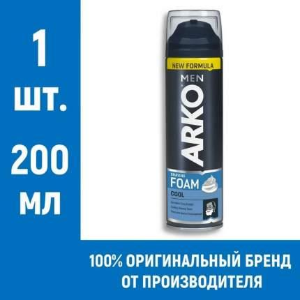 Пена для бритья ARKO MEN Cool, 200 мл