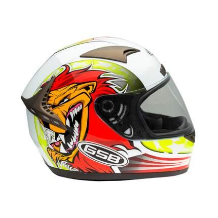 Шлем для мотоцикла GSB интеграл XL G-335