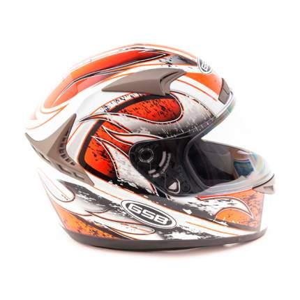 Шлем для мотоцикла GSB интеграл XL MOBILITA ROSSO