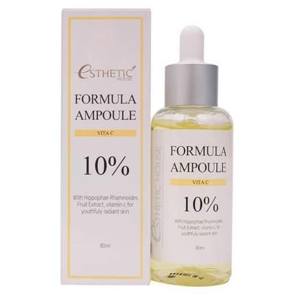 Сыворотка для лица Esthetic House Formula Ampoule Vita C 80 мл