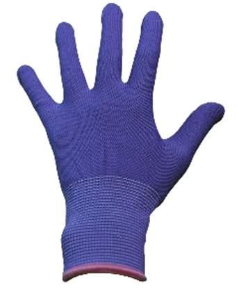 Перчатки Синие без обливки S