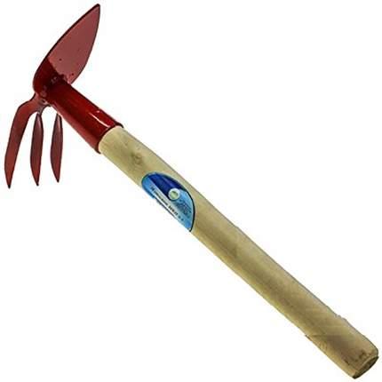 Мотыжка садовая Инструм-Агро 011002 МКП-3-2 с черенком