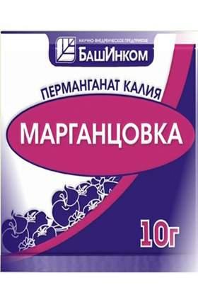 Средство защиты растений от болезней БашИнком НК031356 Марганцовка 10 г