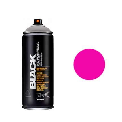 Аэрозольная краска Montana Black Infra pink 400 мл розовая