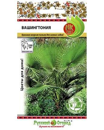 Семена деревьев и кустарников Русский огород 732185 Пальма Вашингтония 4 шт.