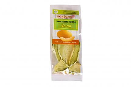 Чипсы фруктовые Полезноff «Дыня»