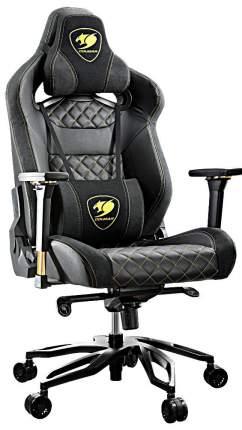 Игровое кресло Cougar THRONE (Black)