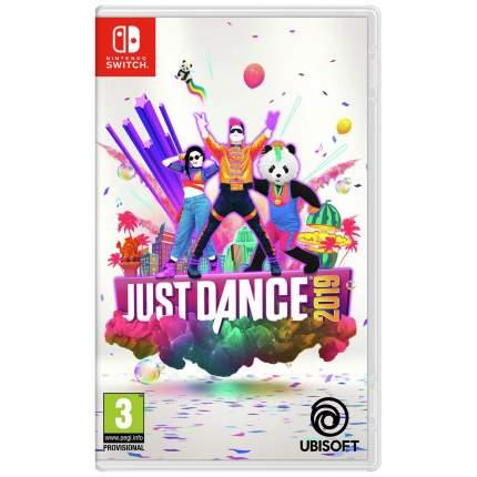 Игра Just Dance 2019 для Nintendo Switch