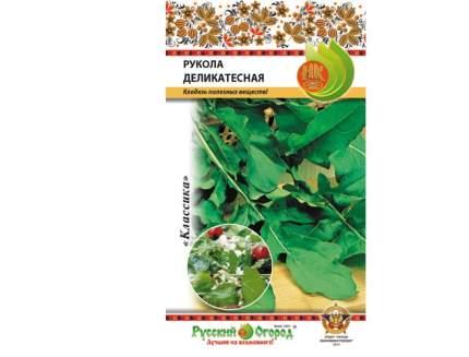 Семена зелени и пряностей Русский огород 308209 Рукола Деликатесная 300 шт.