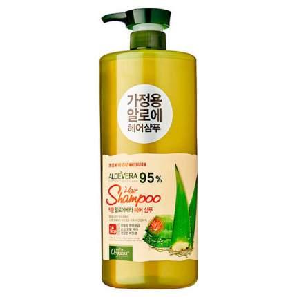 Шампунь White Organia Aloe Vera 95% Hair 500 мл