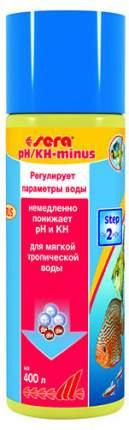 Кондиционер для аквариума Sera pH/KH - MINUS 100мл