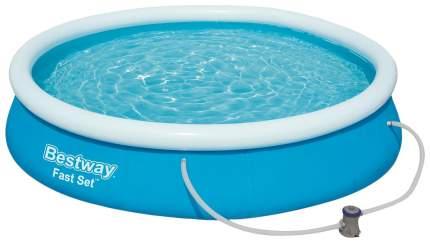 Надувной бассейн Bestway 57274 366x366x76 см