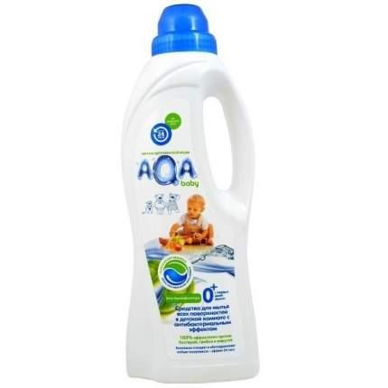 Средство для мытья поверхностей в детской AQA baby с антибактериальным эффектом,700 мл