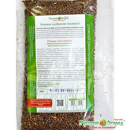 Семена газонных трав и сидератов Русский огород 759010 Сидерат Редька масличная 250 г
