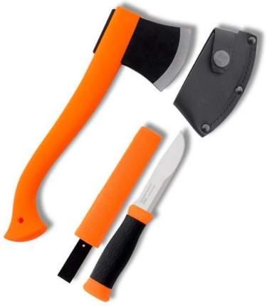Набор Morakniv Outdoor Kit Orange нож Mora 2000, топор