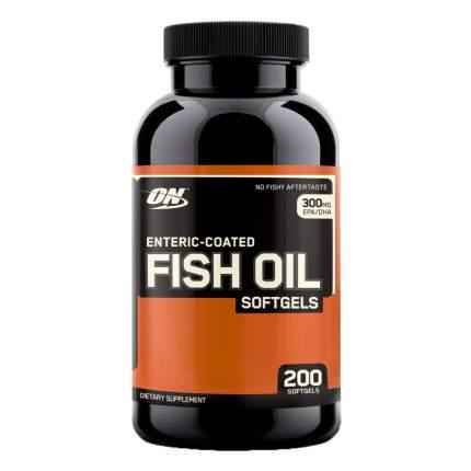 Omega-3 Optimum Nutrition Fish Oil Softgels 200 капс.