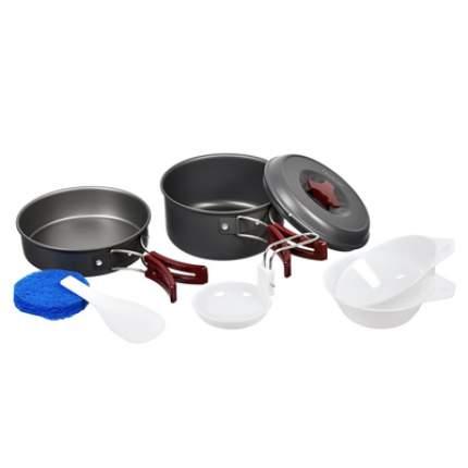 Набор посуды туристический BOYSCOUT 61166