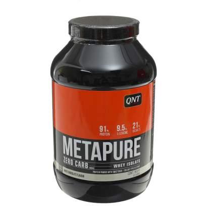 Протеин QNT Metapure Zero Carb 1000 г White Chocolate