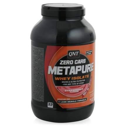 Протеин QNT Metapure Zero Carb 2000 г Strawberry