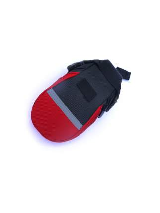 Велосипедная сумка MoscowCycling MC-BAG-01 красная