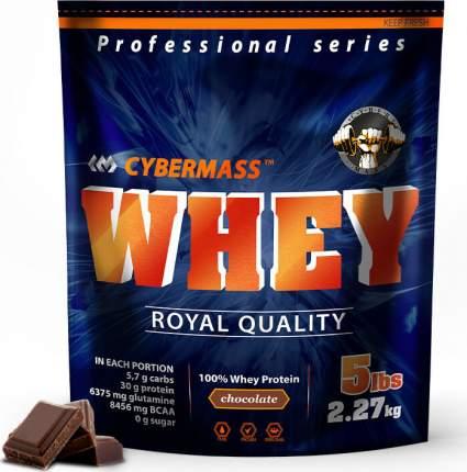 Протеин CyberMass Whey 2270 г Chocolate