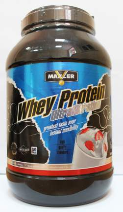 Протеин Maxler Ultrafiltration Whey Protien 2270 г Strawberry