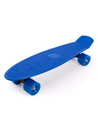 Скейтборд SXRIDE пенниборд YXSBT01 синий