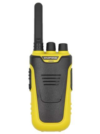 Радиостанция Baofeng BF-T11 желтая