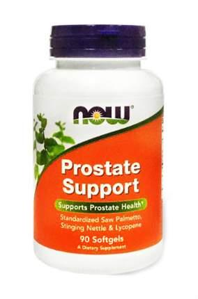 Бустер тестостерона NOW Prostate Support 90 капсул