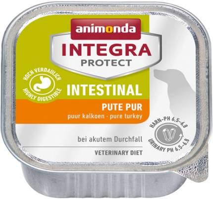 Консервы для собак Animonda Integra Protect Intestinal, при болезнях ЖКТ, индейка, 150г