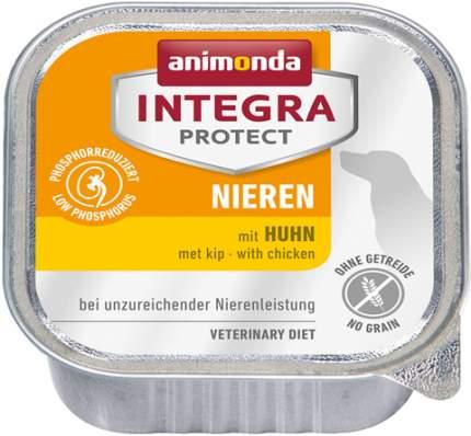 Консервы для собак Animonda Integra Protect Nieren Renal, при болезни почек, курица, 150г