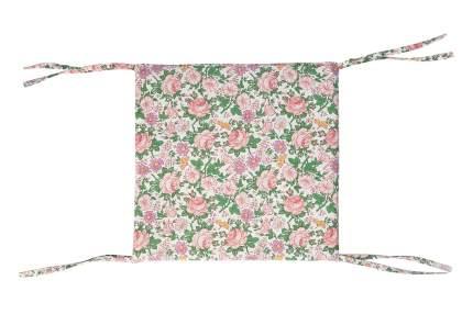 Подушка-галета Linen Way Цветы