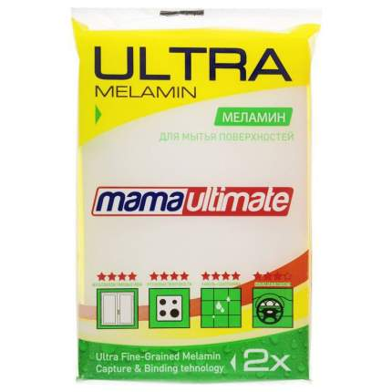 Меламиновая губка Mama Ultimate 390-6-886729