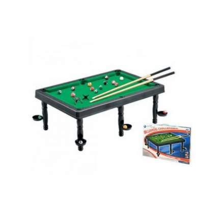 Игра настольная Junfa toys Бильярд
