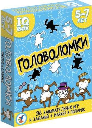 Игра настольная Дрофа-Медиа Головоломки. 5-7 лет