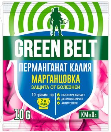 Средство защиты растений от болезней Грин Бэлт 01-562 Марганцовка перманганат калия 10 г