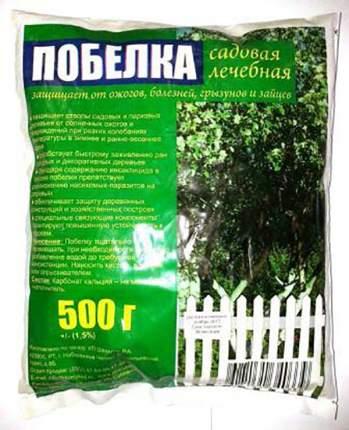 Побелка Садовая сухая лечебная 500г Дом и Сад