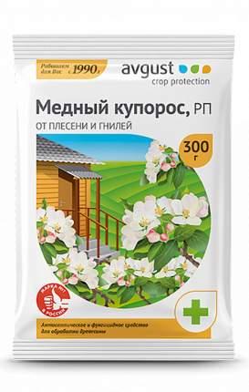 Средство защиты растений от болезней Август НК031552 Медный купорос 300 г