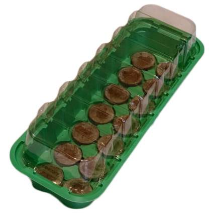 Парник под торфяные таблетки 14таб. ф41
